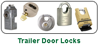 Trailer Door Locks